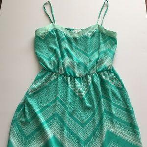 Charming Charlie Spaghetti Strapped Dress